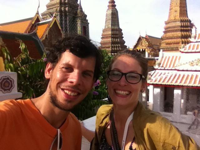 Groeten uit Bangkok!